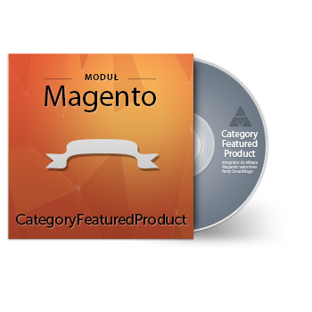 Magento Moduł Category Featured Product