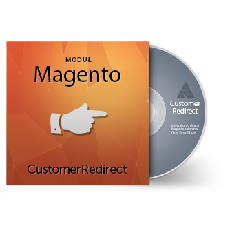 Magento Moduł Customer Redirect