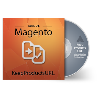 Magento Moduł Keep Products URL