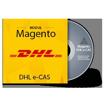 Magento DHL e-CAS