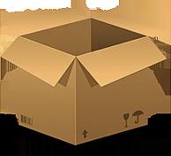 Paczkomaty box