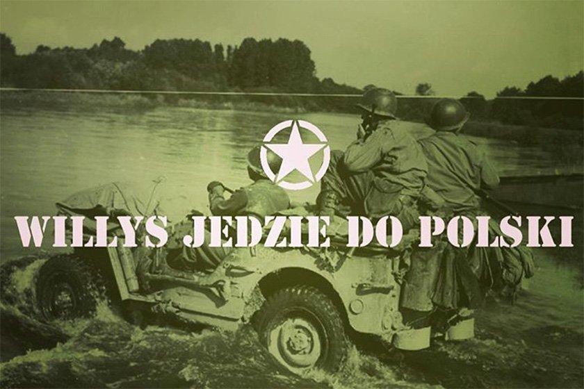 Willys jedzie do Polski