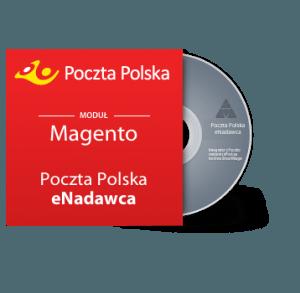 Magento - Poczta Polska eNadawca