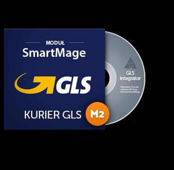 Integracja Magento 2 z kurierem GLS