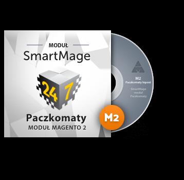 Magento moduł Paczkomaty inPost
